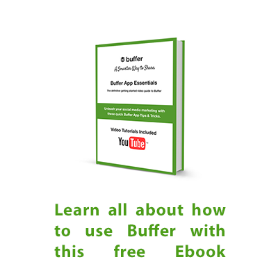 How to use buffer - A free Ebook