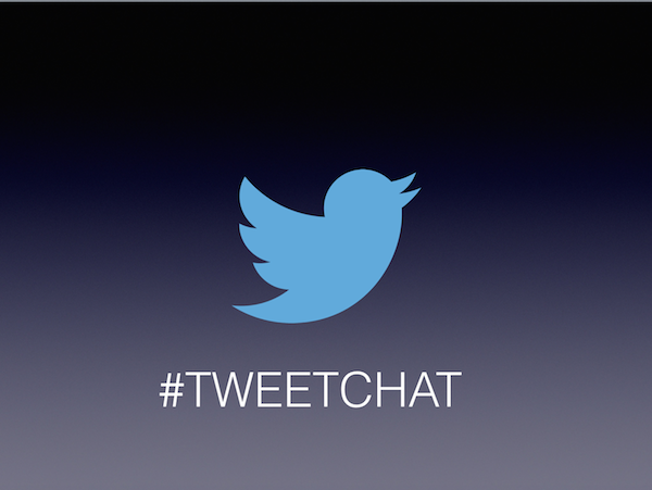#Tweetchat is a great way to find ideas for posts