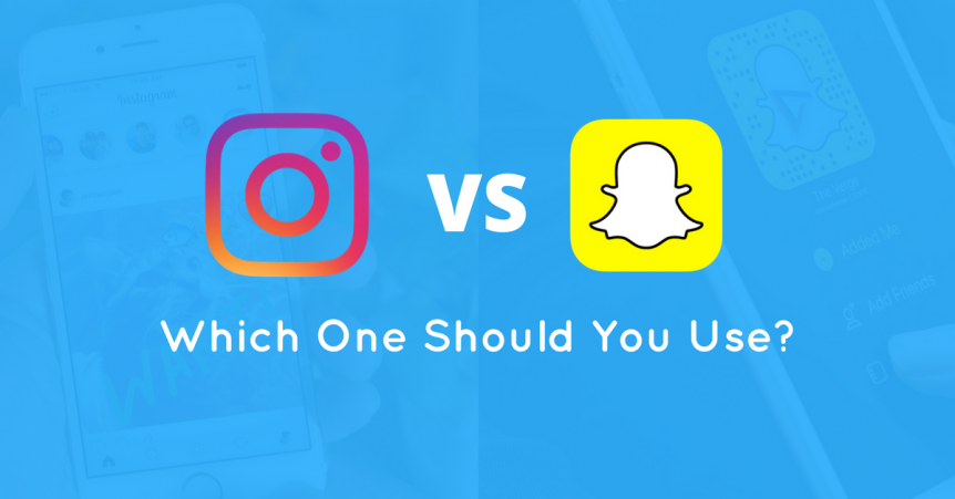 With Instagram Stories out, should I still use Snapchat for marketing?